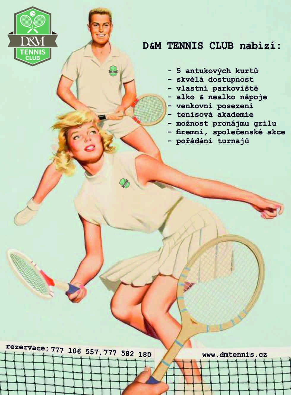 D&M tennis club